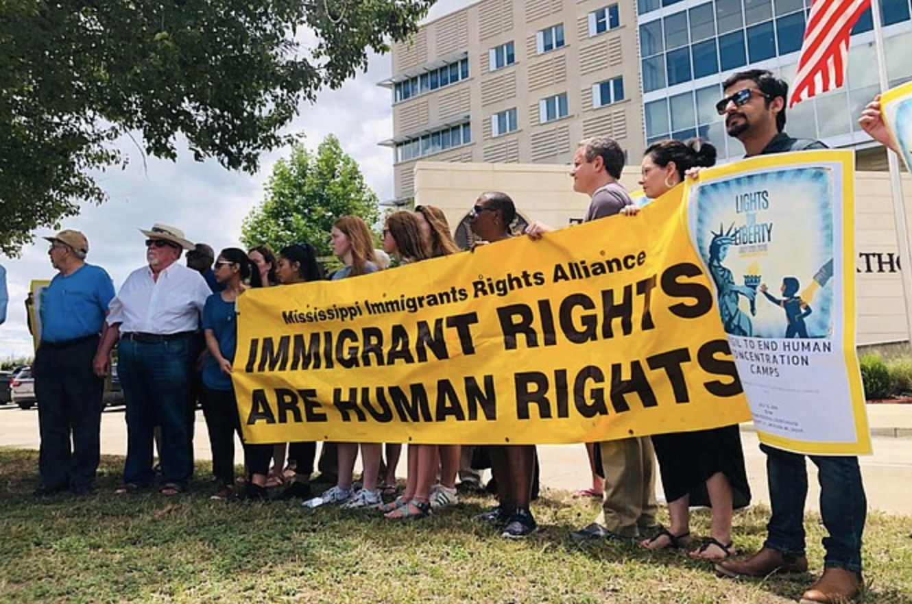 Mississippi Immigrants Rights Alliance Immigrant Rights are Human Rights
